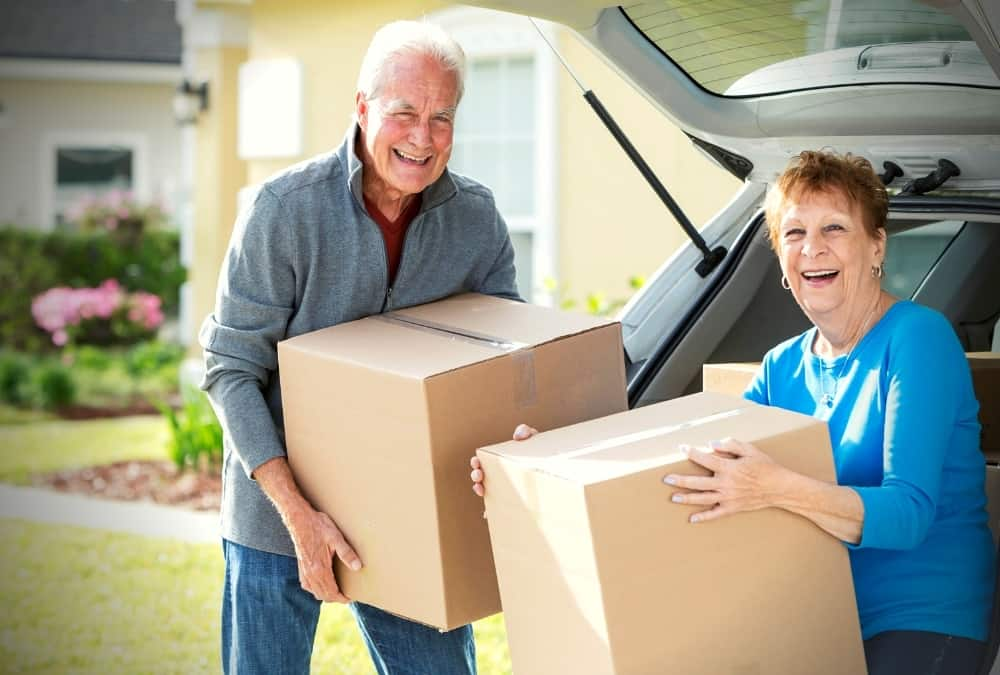 Decluttering Tips For Seniors