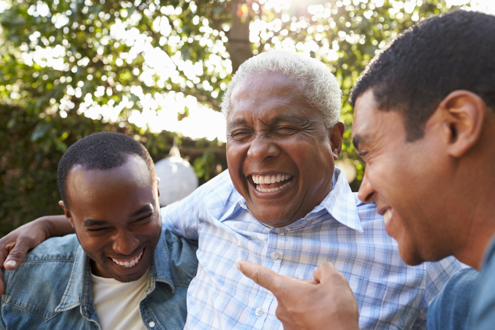 Helping Dads Continue To Live A Purposeful Life