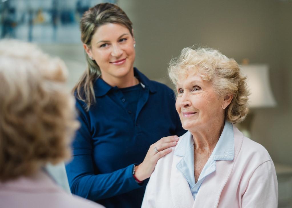 Helping Mom Transition To Senior Housing